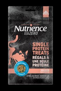 Nutrience Sub Zero 凍乾脫水三文魚 25g (單一蛋白配方)