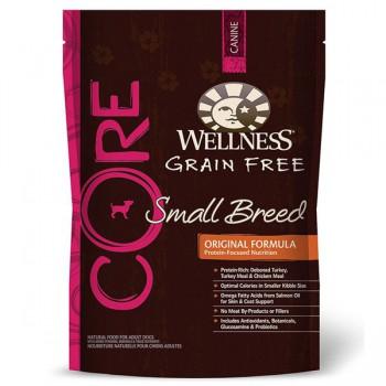 Wellness CORE 小型成犬專用配方(無穀物)4磅