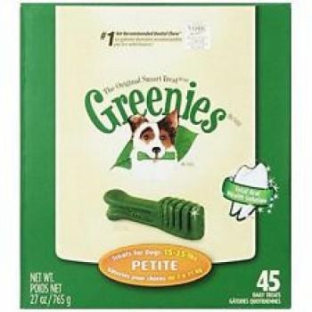 Greenies  潔齒骨 迷你犬 27oz