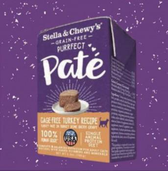 STELLA & CHEWY'S 滋味骨湯肉醬系列~放養火雞肉 5.5oz