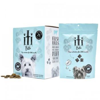 iti Air-Dried 脫水風乾狗糧 牛肉 200g x5包優惠