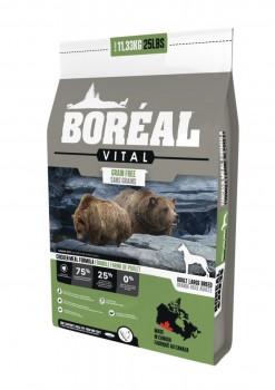 Boreal VITAL (大粒)無穀物雞肉狗糧 25lb