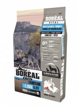 Boreal VITAL 無穀物白魚肉狗糧 25lb