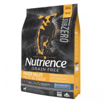 NUTRIENCE Sub Zero – 頂級雞肉、火雞、海魚全犬配方(生肉粒配方)10kg