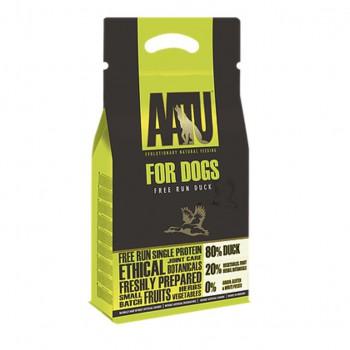 AATU 自然放養鴨肉防敏天然狗糧 5KG