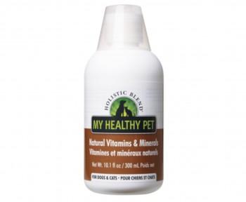 Holistic Blend 天然維生素和礦物質精華液