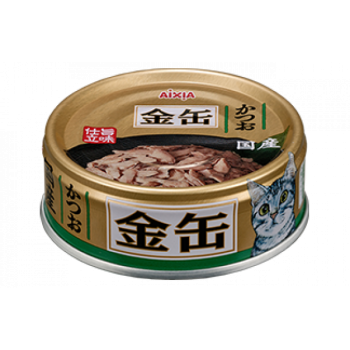 Aixia GCM-32 金缶32號-鰹魚 70g