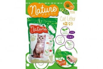 Nature 綠茶味貓砂 17.5L