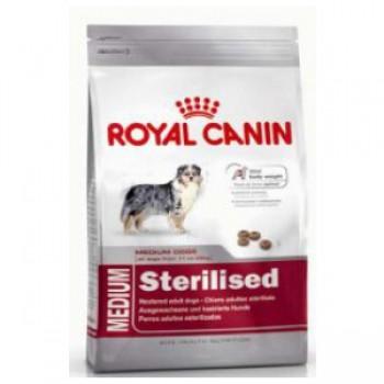 Royal Canin (法國皇家)Medium Sterilised中型結紮犬乾糧12kg