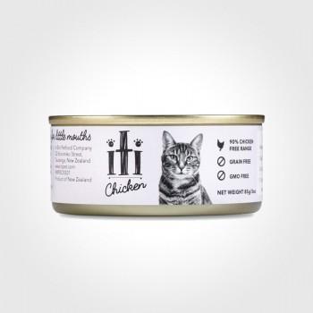 iti 紐西蘭天然貓罐 雞肉 x24罐優惠