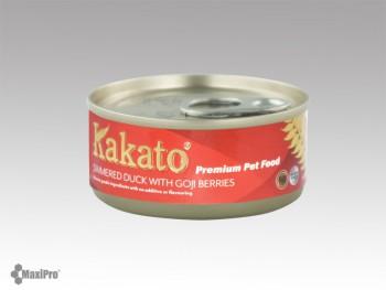 Kakato - Premium 杞子燉鴨 70G