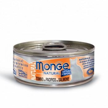 Monge 吞拿魚+三文魚 80g