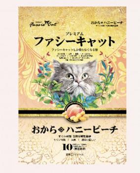 FUSSIE CAT 豆腐貓砂 水蜜桃味豆腐貓砂 7L