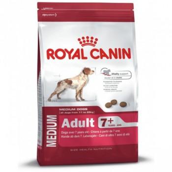 Royal Canin (法國皇家) Medium Adult 7+ 中型成犬乾糧 15kg