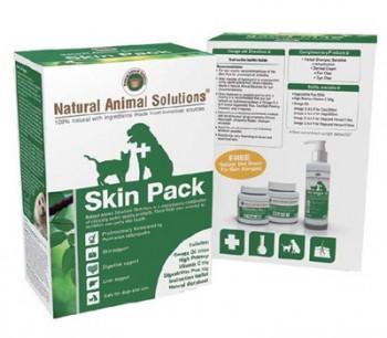 NAS Skin Pack 根治皮膚病套裝 (3支裝)