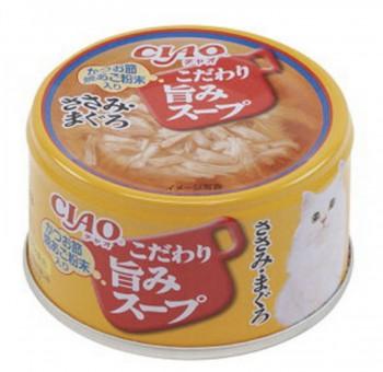 CIAO 滋味湯 雞肉·吞拿魚 A-181 x24罐優惠