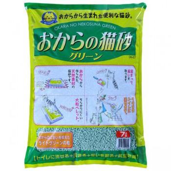 Hitachi - 翠綠環保豆腐貓砂6L