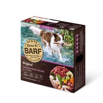 Dr. B 急凍袋鼠肉蔬菜狗糧 6lb x4盒優惠
