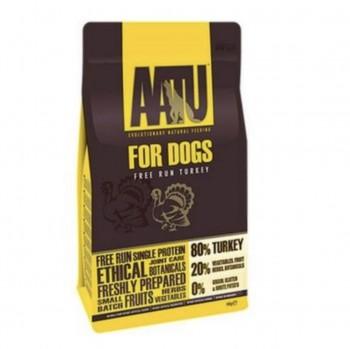 AATU 自然放養火雞成犬糧 5KG