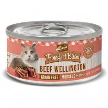 Merrick 無穀物 牛肉+雞肝 (beef wellington) 3oz
