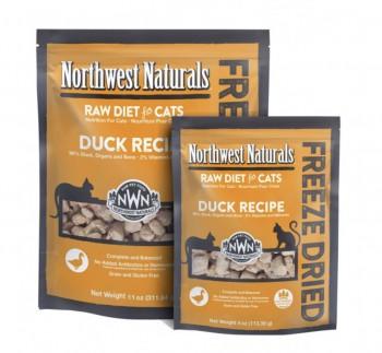 Northwest Naturals 貓隻系列脫水冷凍乾糧 - 鴨肉311g