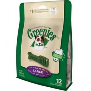 Greenies 潔齒骨 大型犬 18OZ (12條包)