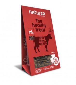 Naturea 鮮肉半濕小食-牛肉100g