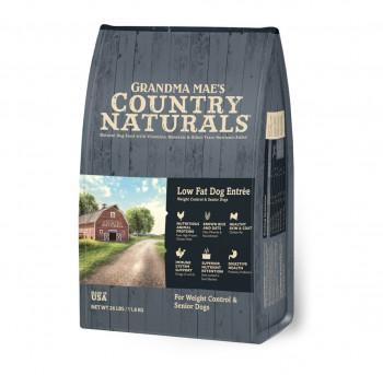 Country Naturals 雞肉糙米低脂高纖犬用配方 Low Fat Dog Food Formula14磅