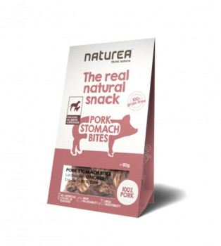Naturea 天然鮮肉小食~豬肚 80g