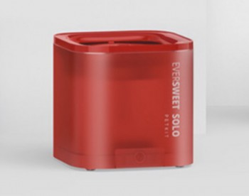 Eversweet Solo寵物智能飲水機(紅色)