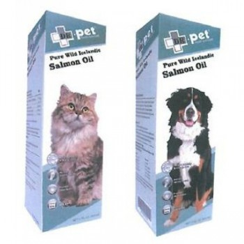 DR.pet Salmon oil (Cats & Dogs)純正野生冰島三文魚油(貓犬適用) 503 ml