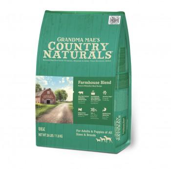 Country Naturals 低敏感白鮭魚全犬種配方 Farmhouse Blend Formula26磅