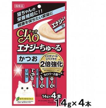 CIAO - SC-162 高能量 鰹魚+雞肉醬(14g x 4)