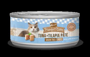 Merrick 無穀物 吞拿魚+羅非魚 肉醬 (Tuna n Tilapia ) 5.5oz