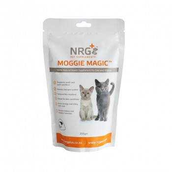 NRG+ MOGGIE MAGICTM (貓貓營養粉) 250gm