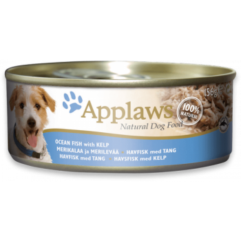 Applaws 海魚 & 海藻 Applaws 天然狗罐頭 156g