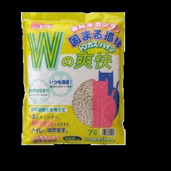 爽快「W」豆腐砂 7L
