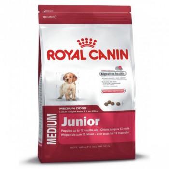 Royal Canin (法國皇家) Medium Junior 中型幼犬乾糧 4kg