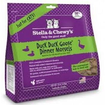 Stella & Chewy's 鴨鵝肉貓配方18oz