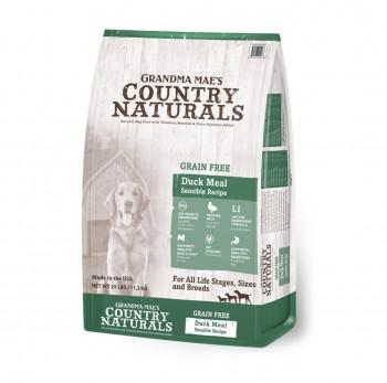 Country Naturals 無穀物 鴨肉防敏 全犬種精簡配 25lb