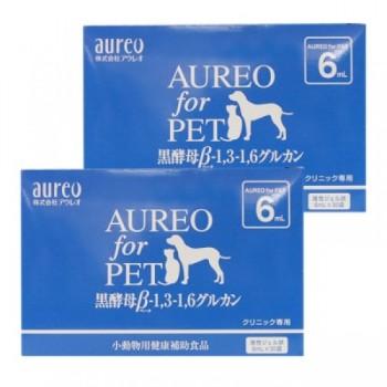 Aureo黑酵母 Β1,3-1,6 Glucan 6ml X 30包裝