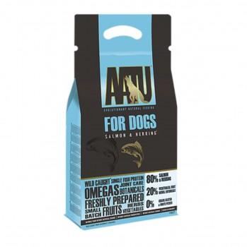 AATU 野生三文魚防敏天然狗糧 1.5kg