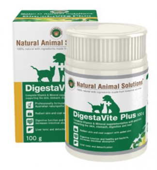 NAS Digesta Vite Plus 34整腸護肝粉 100g
