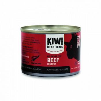 Kiwi Kitchens 紐西蘭 93%牛肉 貓罐頭 170g