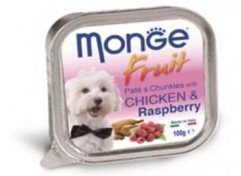 Monge 雞肉山莓鮮肉罐頭 100g