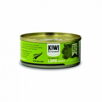 Kiwi Kitchens 紐西蘭 93% 羊肉 罐頭 85g
