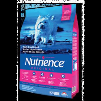 Nutrience 雞肉糙米小型犬成犬糧5kg