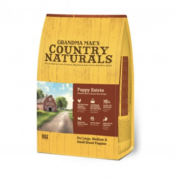 Country Naturals 雞肉幼犬配方 Puppy Formula14磅